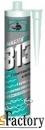 герметик mastersil 813 силиконовый (310 мл)
