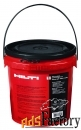 cfs-sp wb hilti противопожарный спрей для швов красный 25,5 кг арт.430