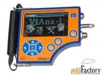 viana-1 одноканальный виброанализатор, прибор диагностики подшипников