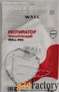 респиратор полумаска wall 99н ffp3 nr d