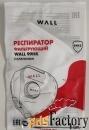 респиратор полумаска c клапаном wall 99нк ffp3 nr d