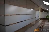 тонировка архитектурной плёнкой окна,  балконы, лоджии