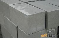 блок бетонный фундаментный ручной кладки (фбс, фбп, удб, цкc)