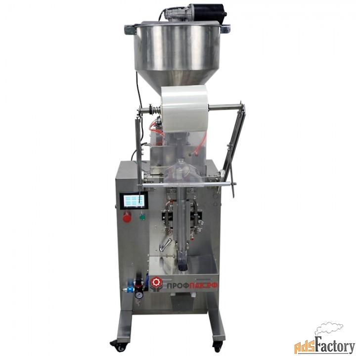 автомат бюджетный 100i для упаковки пастообразных продуктов