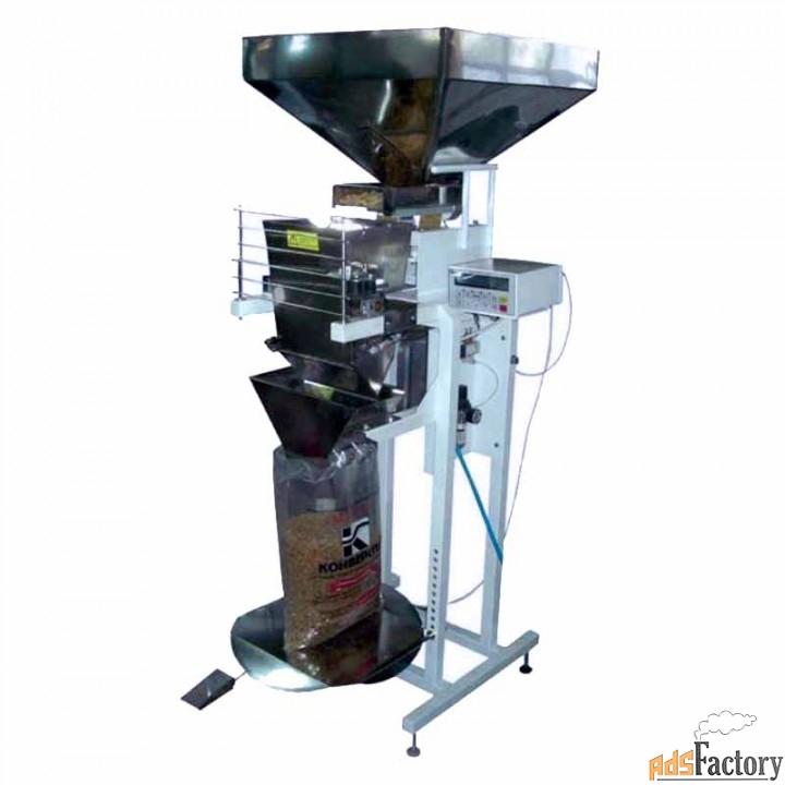 дозатор д 03 сер.138-50 (ковшовый) для сыпучих продуктов