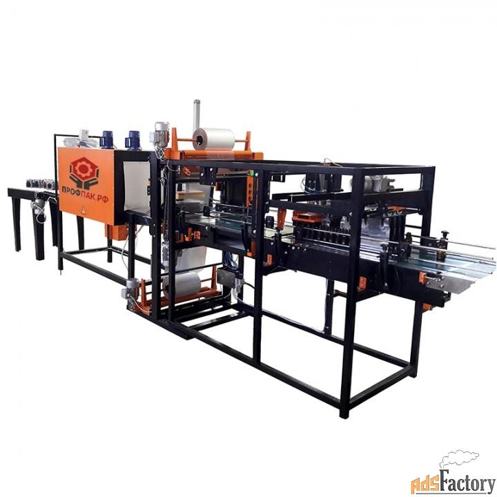термоупаковочная машина тм-1 ап автомат прямоточный
