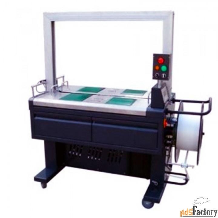 стрейпинг машина автоматическая kzd-g 8080