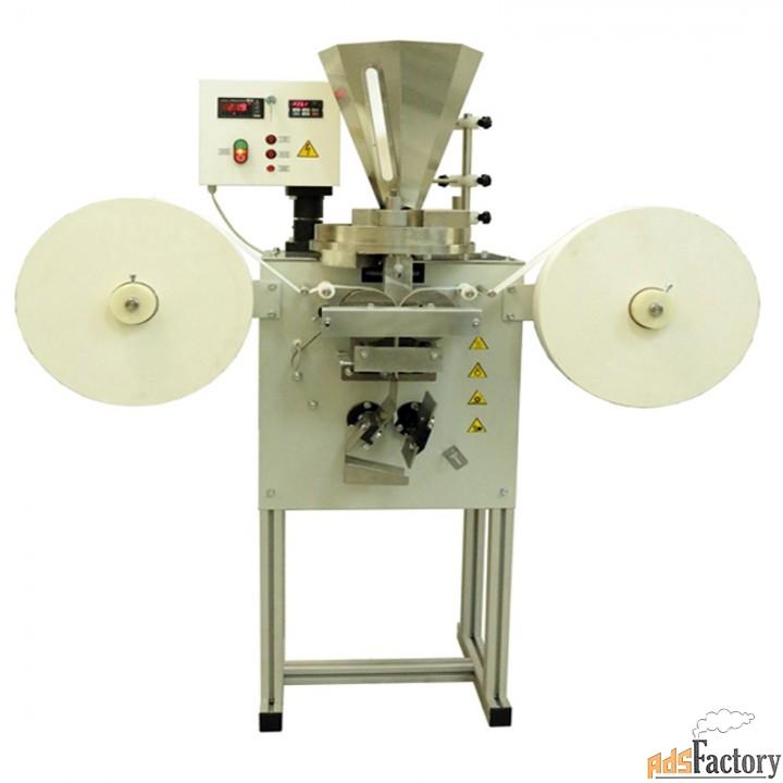 оборудование для фасовки в саше фильтр пакеты чая, трав