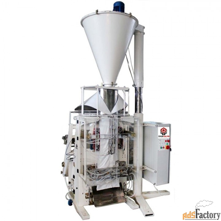 оборудование для фасовки торфа и торфосмесей в пакеты