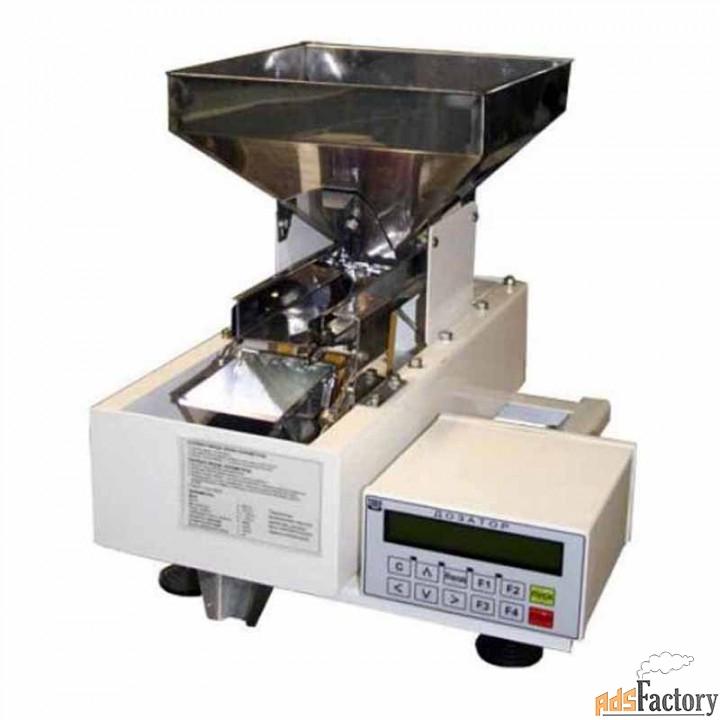 дозатор д-03 (сер. м) настольный для сыпучих продуктов
