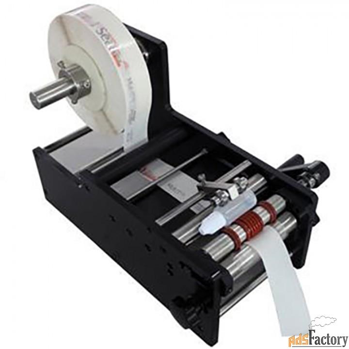 этикетировщик ручной для круглых бутылок pfl-25a