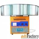 аппарат для производства сахарной ваты iec-02
