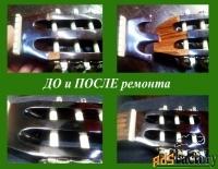 ремонт, отстройка, реставрация гитар