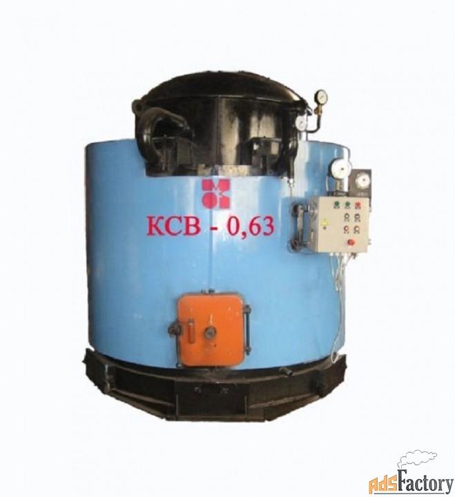 водогрейный котел ксв-0,63