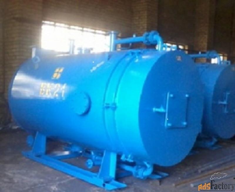 газовый водогрейный котел ксва-2,0 гс(вк-21)