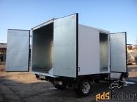 фургон на газель. промтоварный фургон. изотермический фургон.