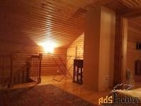 дом 120 м² на участке 12.8 сот.