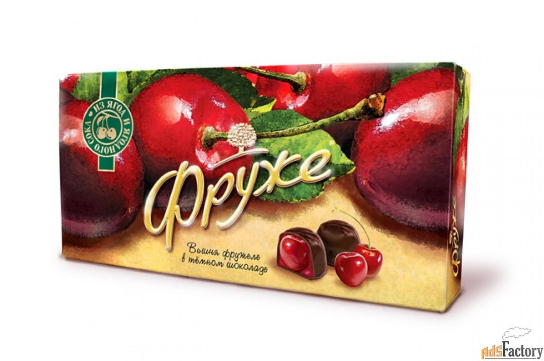 фруктовые конфеты фруже с вашим логотипом