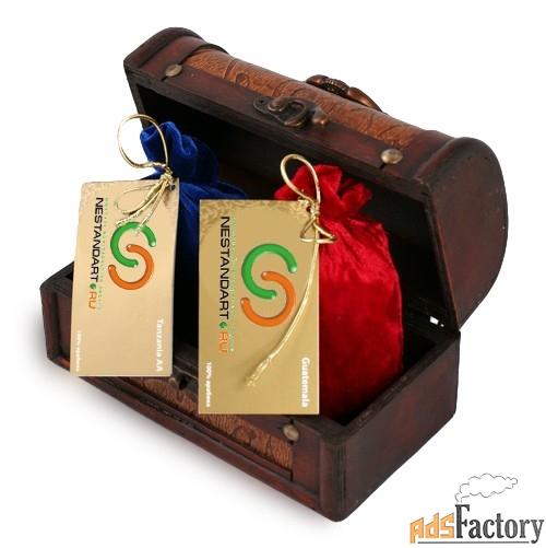 кофейные подарочные наборы с логотипом