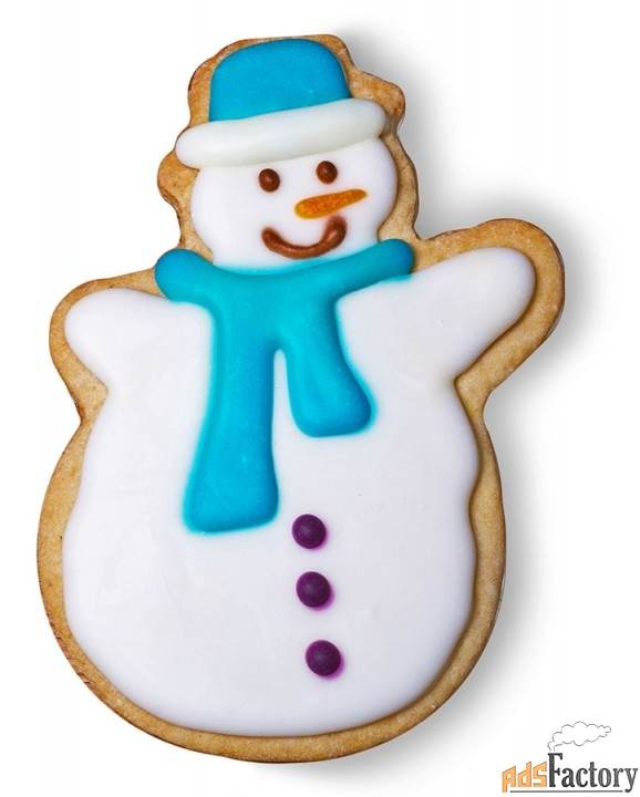 фигурное печенье – хрустящие подарки для женщин и мужчин