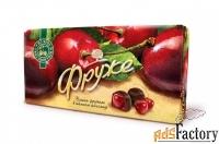 вкусные и полезные подарки с логотипом — фруктовые конфеты фруже