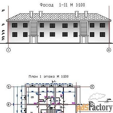 проект на вентилируемый фасад