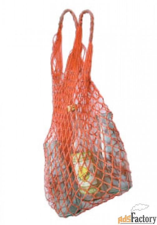 советские сумки-авоськи с логотипом
