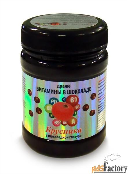 ягоды в шоколаде — витаминные подарки с логотипом