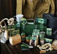 корпоративные подарки для мужчин - бальзамы, аромамасла