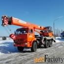 аренда автокрана-вездеход 16 тонн