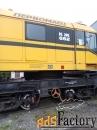 железнодорожный кран кж-662