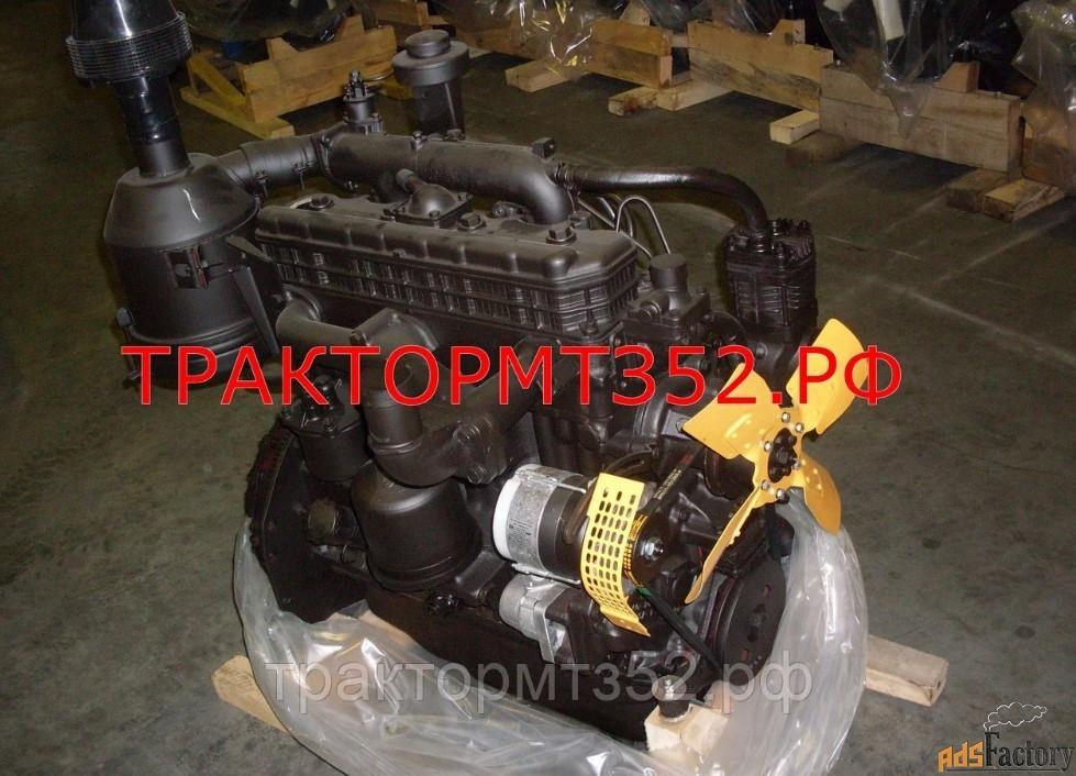 двигатель мтз-82 со свечами накаливания