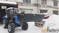 Фронтальный погрузчик Кун Байсик на 1000 кг к трактору Мтз