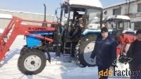 Погрузчик ПФН 0,9 1350 кг к Мтз Беларусь