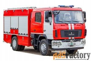 автоцистерна пожарная ац 3,7-50 маз-5340с2