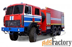 автоцистерна пожарная ац-11,0 маз-6317х9