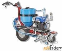 машина для нанесения дорожной разметки larius dali liner plus