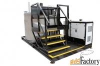 оборудование для приготовления термопластика стим «вулкан 3000»