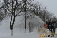 снегоочиститель роторный на мтз