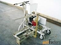 машина дорожной разметки шмелёк хп структура