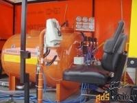 машина дорожной разметки шмель 11а