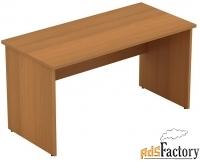 стол прямоугольный, офисный.