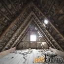 огнезащитная обработка деревянных конструкций.