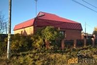 дом 117 м² на участке 11 сот.