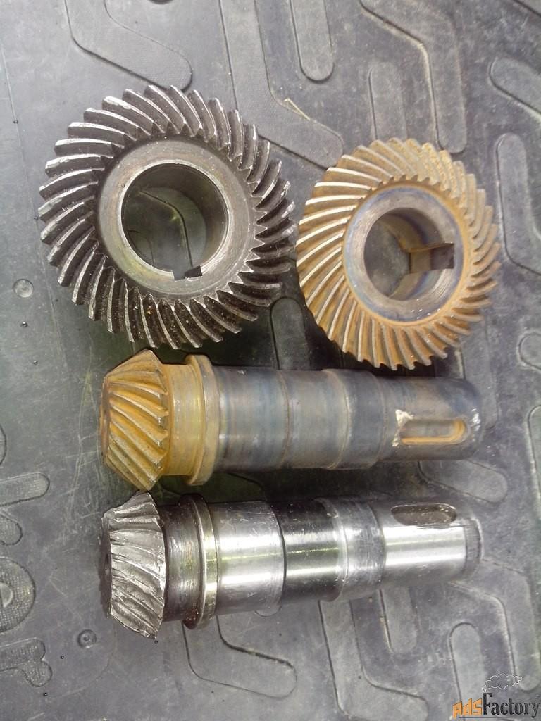 производство зубчатых колёс и шестерён.