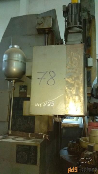 1е512пф2и токарно карусельный ТКСтанок