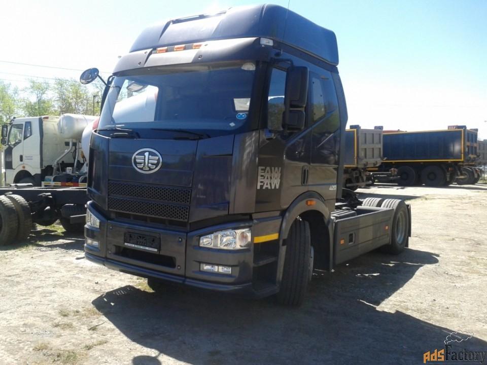 Седельный тягач FAW CA4180, J6, 400 л.с., 4х2, Euro IV