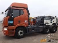 седельный тягач faw 6х4 ca4250p66k24t1a1e4