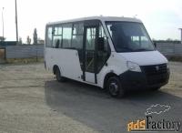 пассажирский автобус газ-а64r45-50, бензин/газ