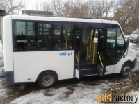 городской автобус газель next с возможностью перевозки инвалидов